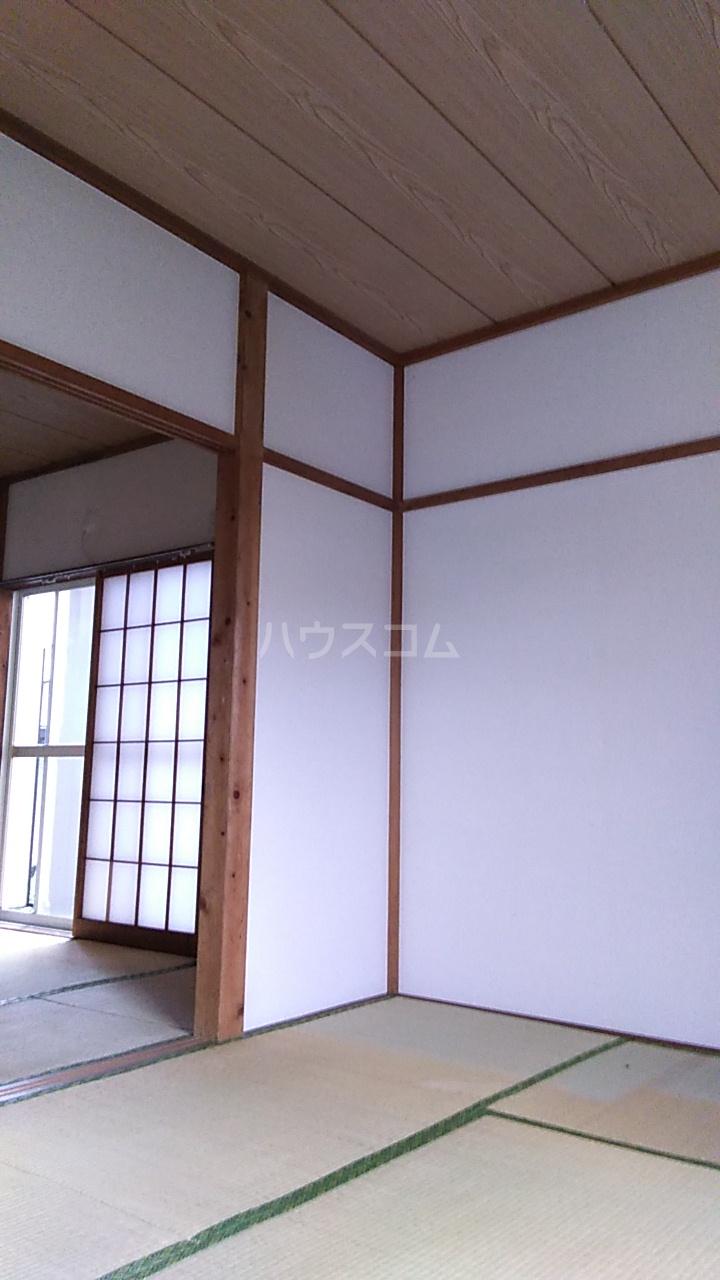 サニイプレイス 105号室のベッドルーム