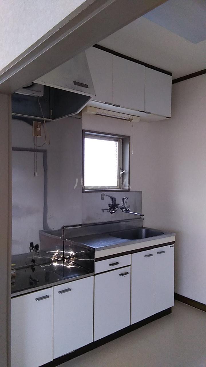 サニイプレイス 105号室のキッチン