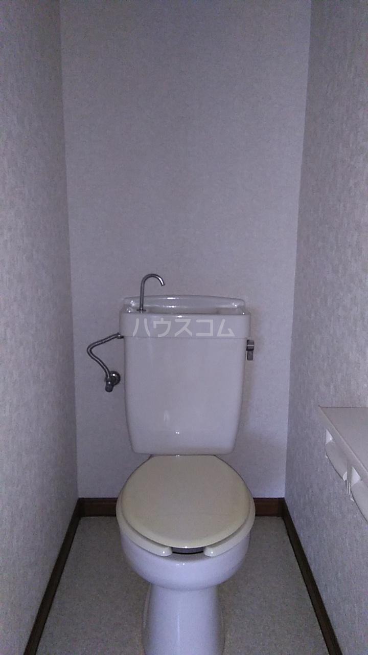 サニイプレイス 105号室のトイレ