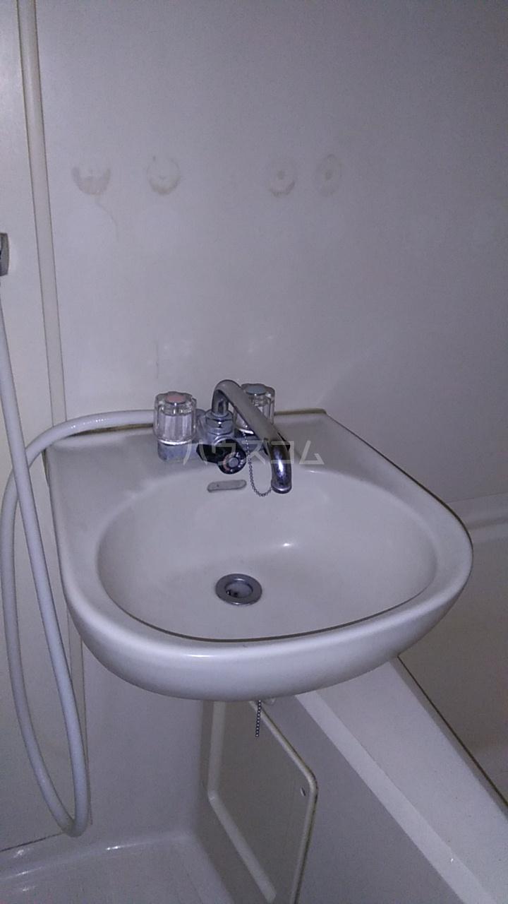 サニイプレイス 105号室の洗面所