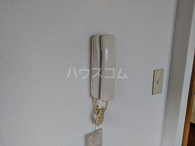 ザ・ワールドハウス 201号室のセキュリティ