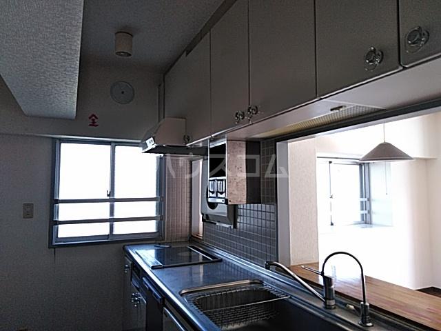 スカイコート 306号室のキッチン