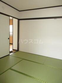 コーポ宮川 202号室の居室