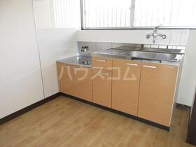 コーポ宮川 202号室のキッチン
