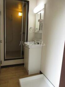 コーポ宮川 202号室の洗面所