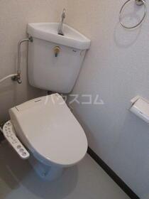 コーポ宮川 202号室のトイレ