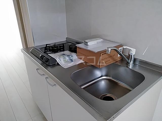 レモングラスA棟 302号室のキッチン