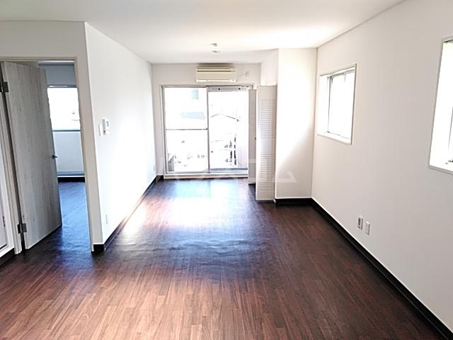 ラポールⅡ 405号室のキッチン