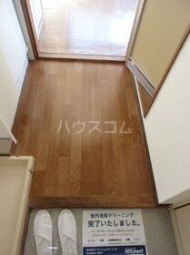 ジュネパレス平塚第02 201号室の玄関