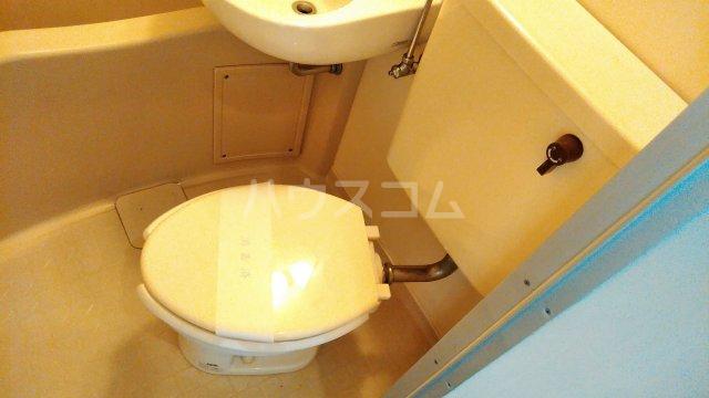サンパレス湘南 103号室のトイレ
