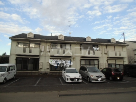 サントビーヒルズA 101号室の駐車場
