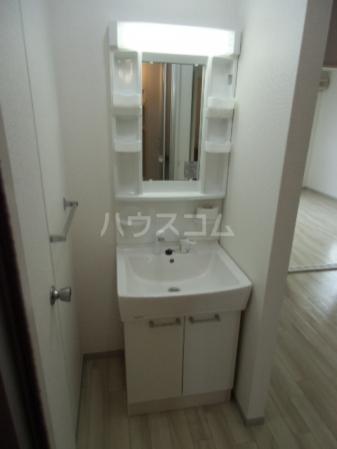 サントビーヒルズA 101号室の洗面所