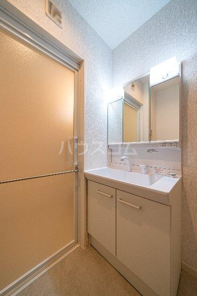 Gargantua S号室の洗面所