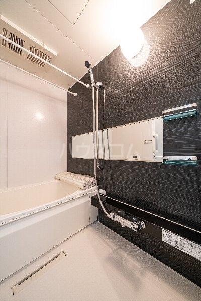 Gargantua M号室の風呂
