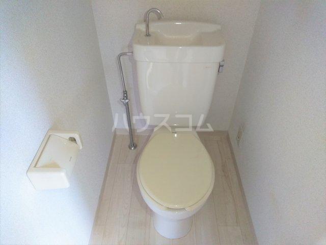 ジュネパレス茅ヶ崎第01 301号室のトイレ