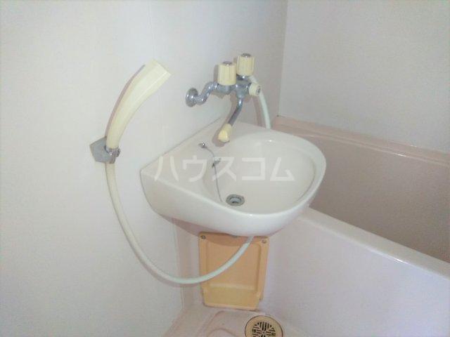 ジュネパレス茅ヶ崎第01 301号室の洗面所
