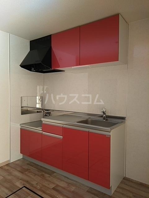 コンフォート北国分Ⅰ 103号室のキッチン