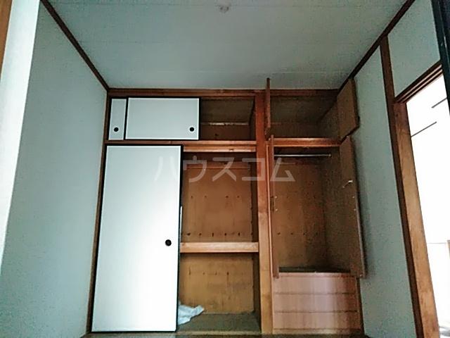 佐川コーポ 302号室の収納