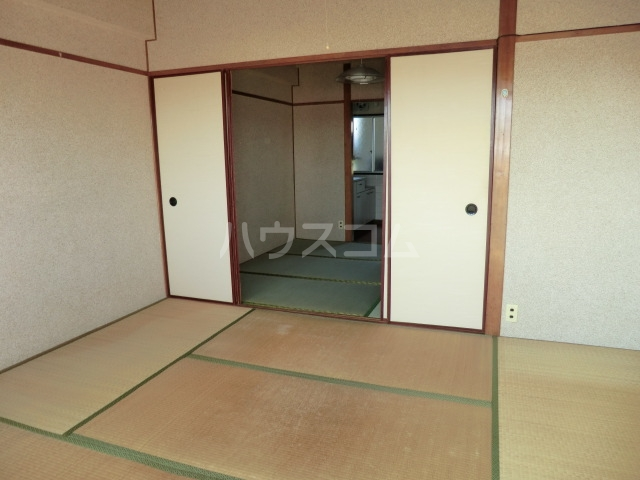 田中マンション 304号室の居室