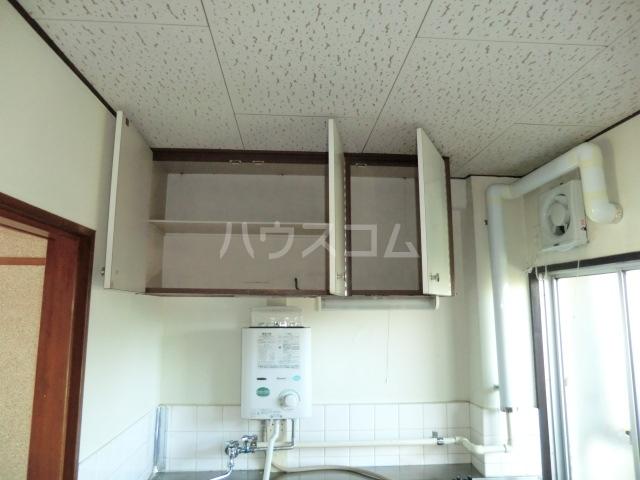 田中マンション 304号室の設備
