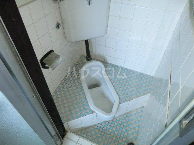 田中マンション 304号室のトイレ