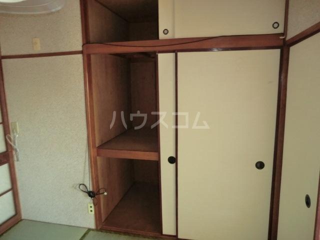 田中マンション 304号室の収納
