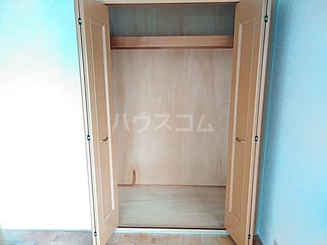 メゾン溝呂木 404号室の収納