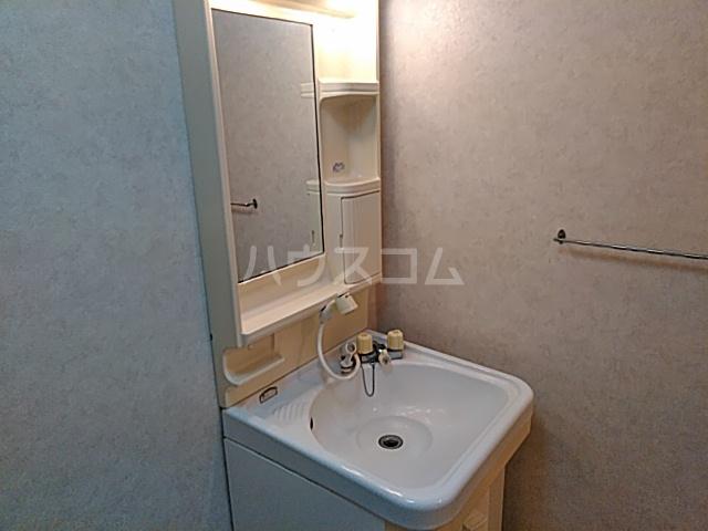 メゾン溝呂木 101号室の洗面所