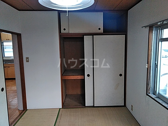 メゾン溝呂木 101号室の収納