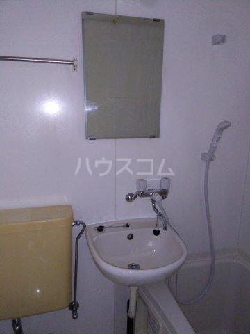 小高ハウス 205号室の風呂