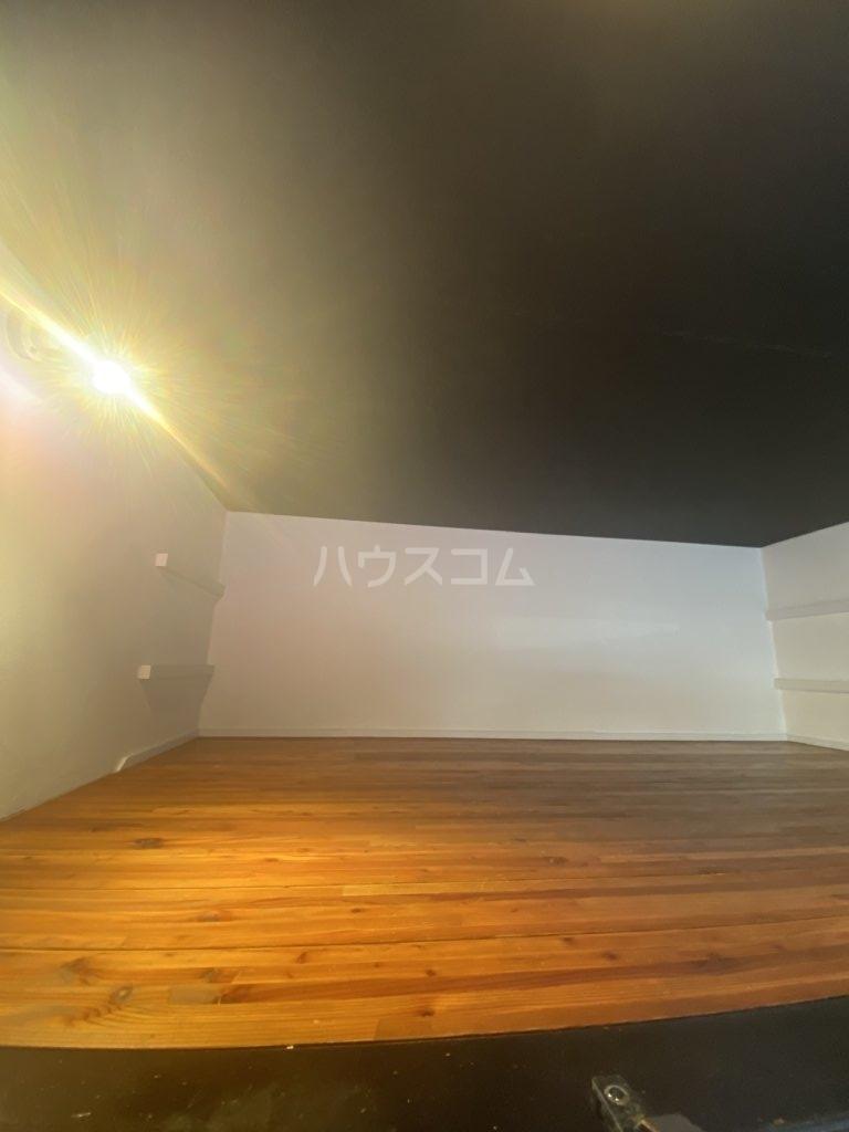 ロフティ初石 101号室のベッドルーム