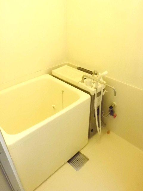 グリーンテラス山口の風呂