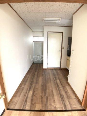 コーポ福伸 67号室のベッドルーム