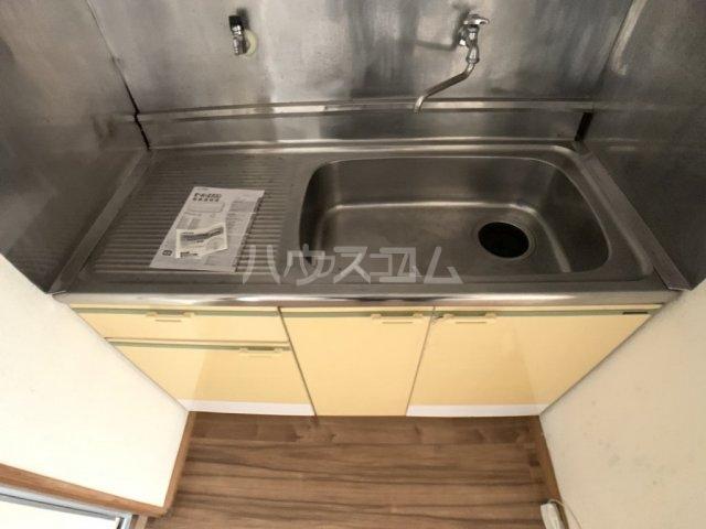 コーポ福伸 67号室のキッチン
