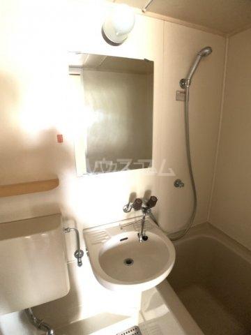 コーポ福伸 67号室の洗面所