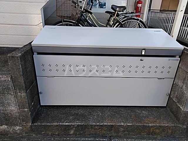 スペース桜ヶ丘 204号室のベッドルーム