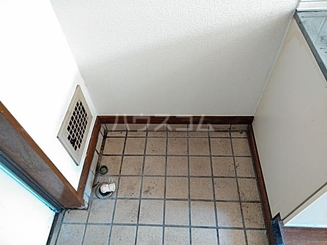 スペース桜ヶ丘 204号室のリビング