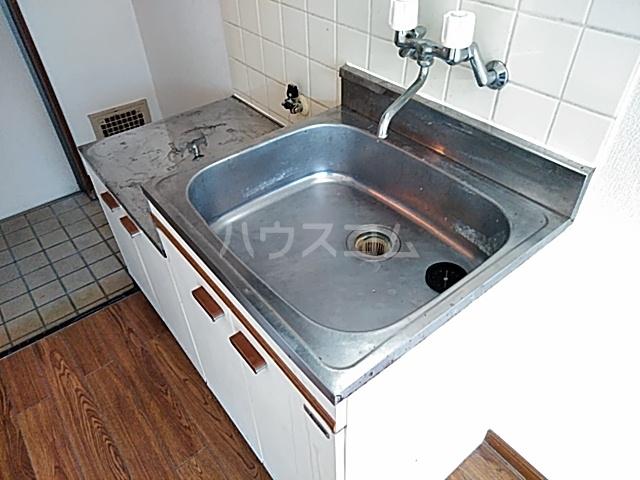 スペース桜ヶ丘 204号室のキッチン