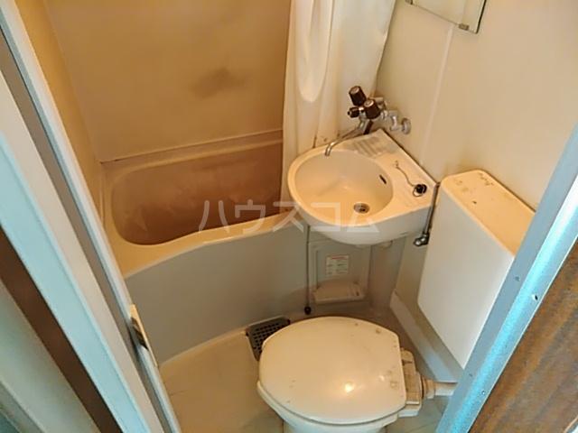 スペース桜ヶ丘 204号室の風呂