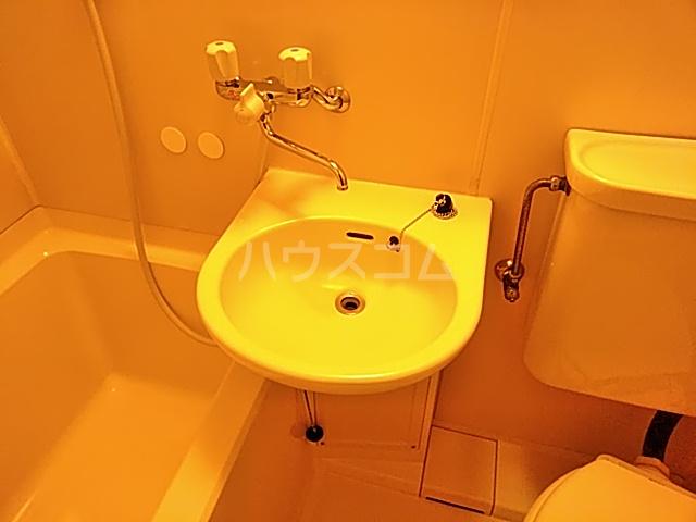 日神パレステージ市川 302号室の洗面所