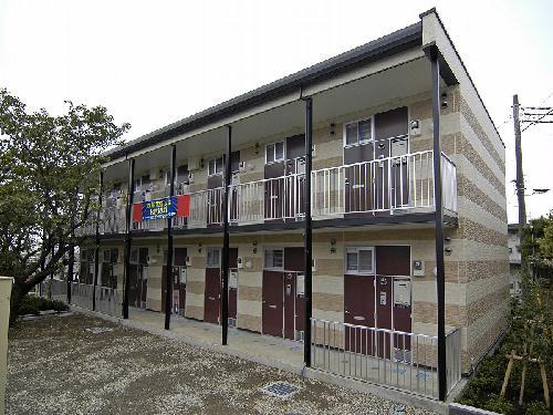レオパレスペニーハイツⅢ 202号室の洗面所