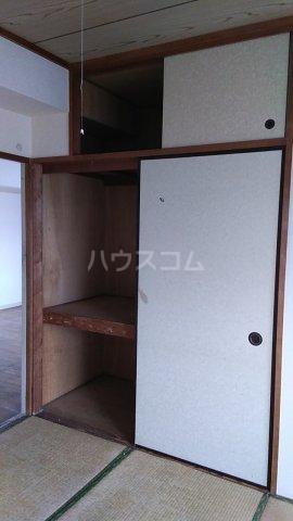 富士スカイハイツ 701号室の収納