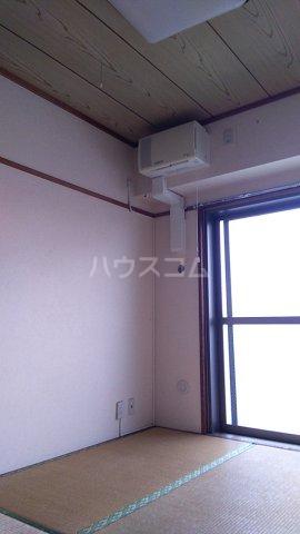 富士スカイハイツ 701号室のベッドルーム