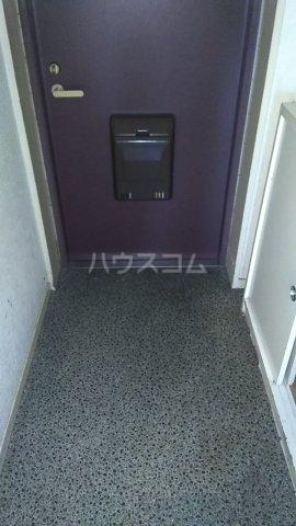 富士スカイハイツ 701号室の玄関
