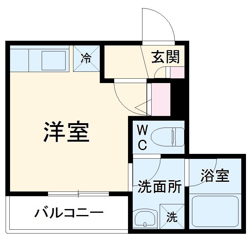 茅ヶ崎市本村2丁目計画 202号室の間取り