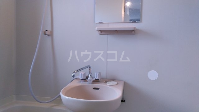 SAハイツ 201号室の洗面所