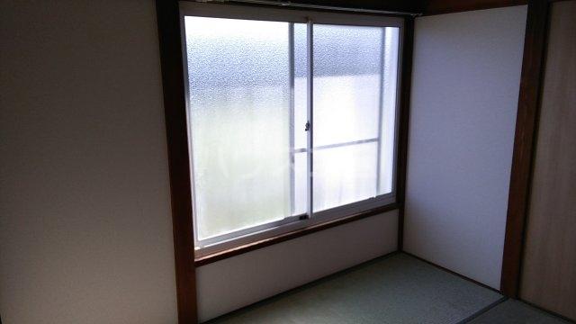 SAハイツ 201号室のベッドルーム