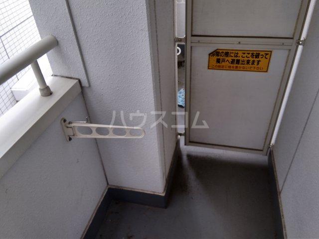 茅ヶ崎サザンビル 502号室のバルコニー