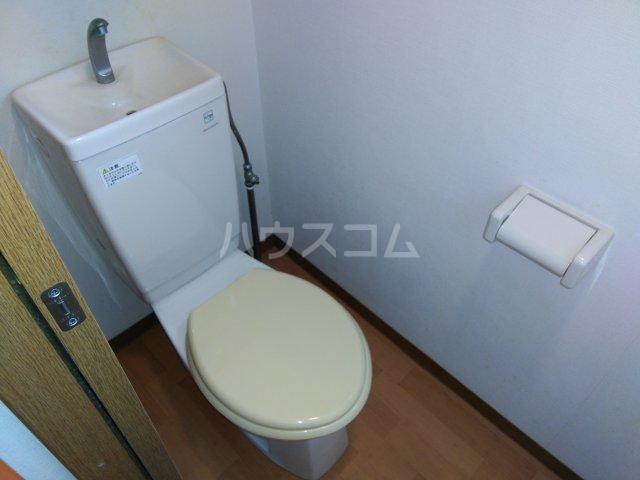 茅ヶ崎サザンビル 502号室のトイレ