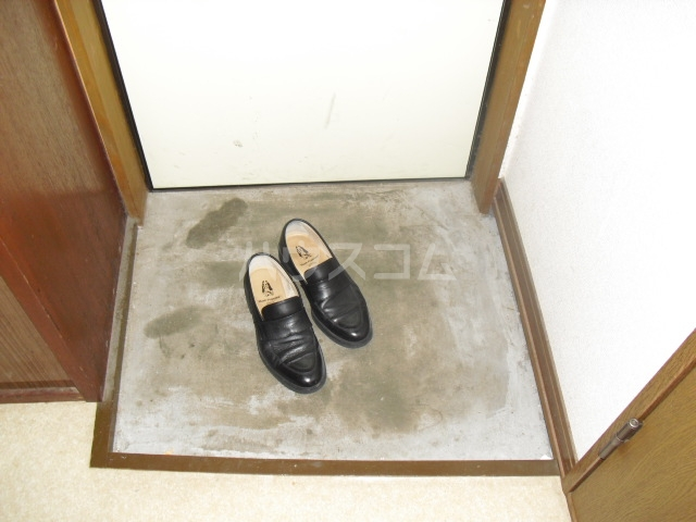 ハイツリバーサイド 201号室の玄関